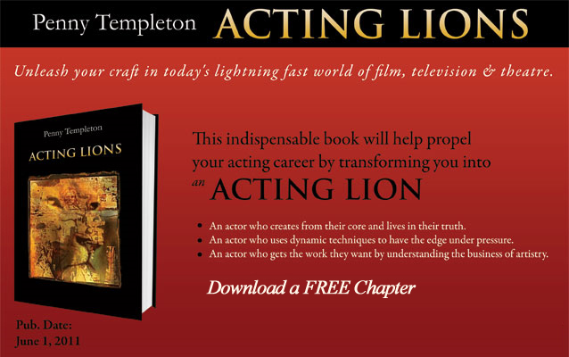 Acting Lions -The Book