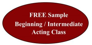 free sample beginning class