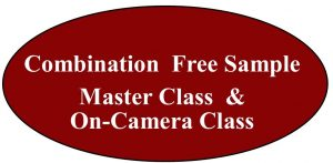 free sample master class