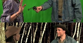 Watch this Space for our Brand New Green Screen Acting Workshop – Coming in Fall 2018