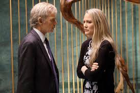 jpg sarah wynter & billy bob thornton on Goliath