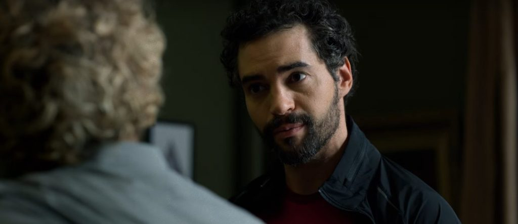 Ramon Rodriguez as Bakuto on Iron Fist